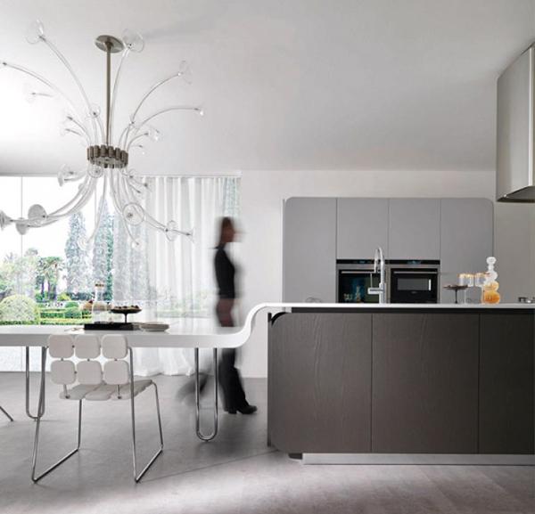 Кухни современный дизайн самих