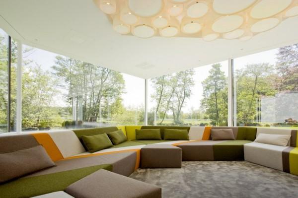 Вилла Villa 4.0 от Dick van Gameren Architects в Нидерландах