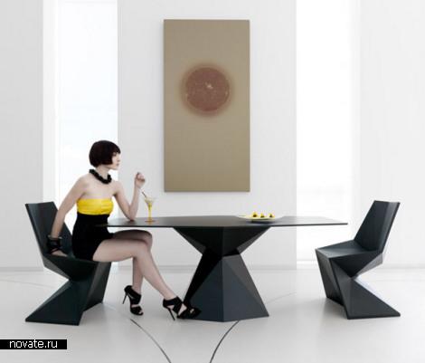 Коллекция Vondom Chair for Vertex от Карима Рашида