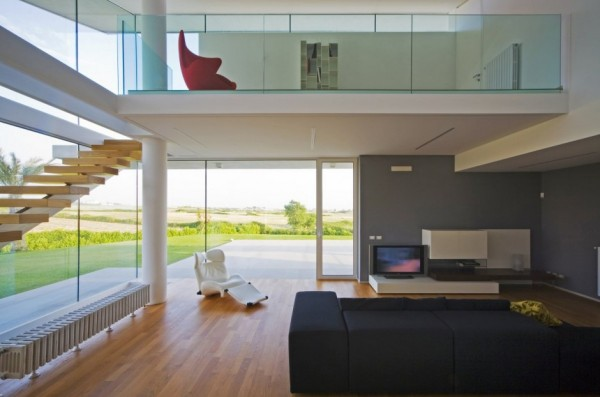 Villa T жилой дом от Architrend Architecture