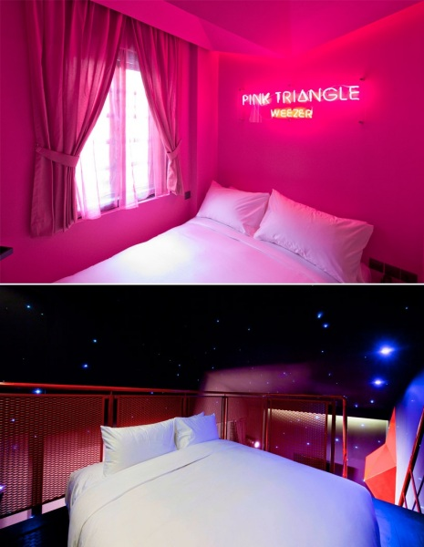 Отель Wanderlust hotel в Сингапуре