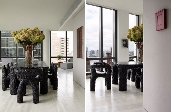 Арт-квартира Warren Apartment в Нью-Йорке