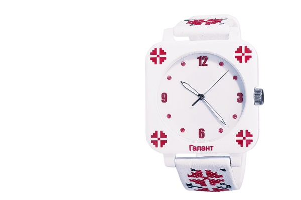«Watch-UP» - уникальная коллекция «национальных» часов от Ярослава Галанта (Galant Yaroslav)