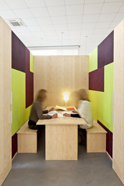 Office Dones del 36 – единое офисное пространство для двух компаний