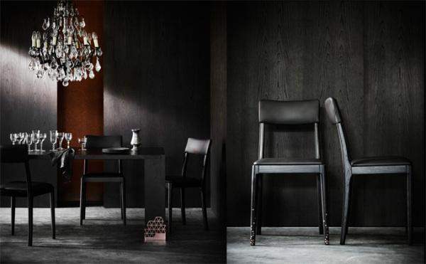Sabrina - коллекция мебели от Zuster