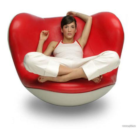 Удивительно красивое Кресло Placentero