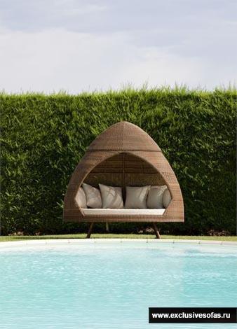 Садовая мебель из искусственного