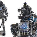Человекоподобный робот Atlas научился балансировать на одной ноге