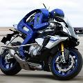 Yamaha представила робота-мотоциклиста