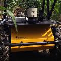 Появился робот-агроном, который будет приглядывать за полевыми посевами