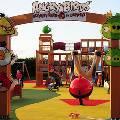 Angry Birds потратит 500 млн рублей на строительство парка развлечений в Петербурге
