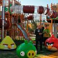 В российских городах появятся парки развлечений Angry Birds
