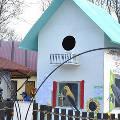В России появился самый большой в мире скворечник