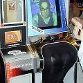 Японцы предлагают сбросить стресс при помощи игровых автоматов