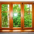 Деревянные окна - идеальный выбор для современного дома