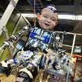 Диего-сан: робот-ребенок, который умеет выражать эмоции