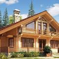 Преимущества деревянных домов из клееного бруса