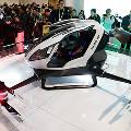 Беспилотное воздушное такси пообещали запустить в Дубае летом