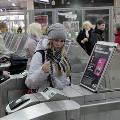 В Питере запущена «мобильная» система оплаты метро