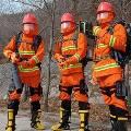 Экзоскелет для пожарных