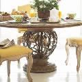 Как выбрать стол для гостиной: оригинальные идеи дизайна и полезные советы по выбору