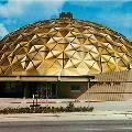 Американец отдаст золотой дом-купол за 100 тыс. долларов