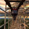 В США открылись самые высокие и быстрые в мире американские горки «Голиаф»