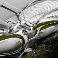 Архитектор придумала ласточкино гнездо для отдыха альпинистов