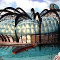 Молодой архитектор из Владивостока создал проект плавучего отеля