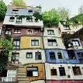 Главной достопримечательностью Вены назван дом, с кривыми окнами и неровным полом