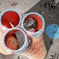 В Нью-Йорке появится башня из эко-кирпича