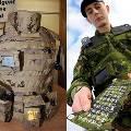 Создана инновационная военная форма с функциями передачи данных и зарядки гаджетов