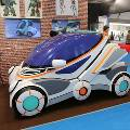 Японцы представили автомобиль-раскладушку