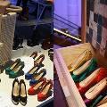 Необычный рождественский календарь: коллекция миниатюрной обуви