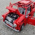 Lego презентовала действующую модель автомобиля Mini Cooper