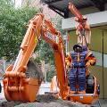 Современное строительство: роботы на строительных площадках
