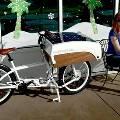 SunCycle – велосипед на солнечной батарее