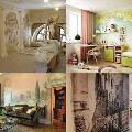 Чем отличаются фотообои от фрески: примеры с фото