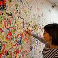 Офис-раскраска для творческих людей