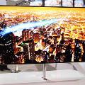 LG презентовала самый тонкий и большой OLED-телевизор с функцией 3D