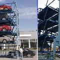 В Беларуси тестируют «парковку-карусель»