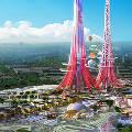 В Китае построят супернебоскреб высотой 1 километр