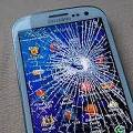 Смартфоны будут восстанавливать свои разбитые экраны самостоятельно