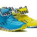 Reebok создал коллекцию кроссовок с рисунками Кита Харинга