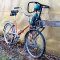 Российский энтузиаст собрал велосипед для зомби-апокалипсиса