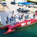 В Австралии создали весельную лодку нового поколения