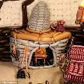 Поклонник Толкиена живёт в доме из воздушных шаров