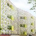 У одной московской многоэтажки будет несколько десятков многоэтажных дворов