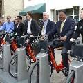 Необычный велосипедный сервис Capital Bikeshare, который сделает города чище