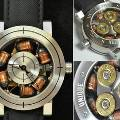 Швейцарские часы с боекомплектом